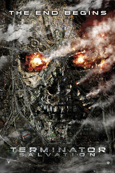 TERMINATOR SALVATION - end Poster