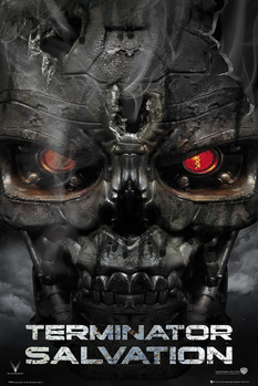 TERMINATOR SALVATION - future Poster