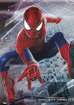 The Amazing Spiderman 2 - Webslinger Poster