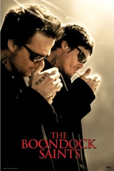 THE BOONDOCK SAINTS - light up Poster