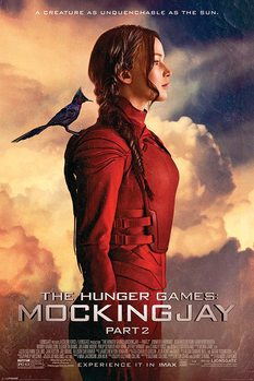 Pôster The Hunger Games: Mockingjay Part 2 - The Mockingjay