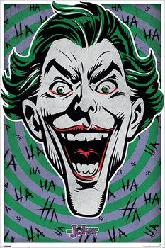 The Joker - Hahaha Poster
