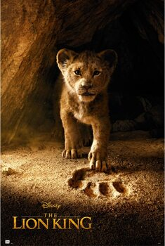 Poster The Lion King - Simba