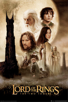Poster The Lord of the Rings - The Two Towers