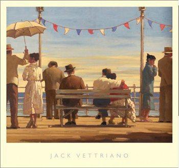 The Pier Art Print