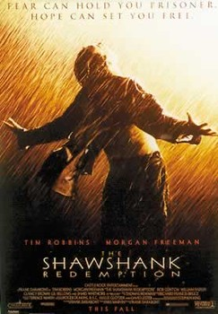 Pôster THE SHAWSHANK REDEMPTION