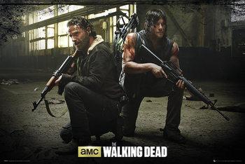 Poster The Walking Dead - Hunt