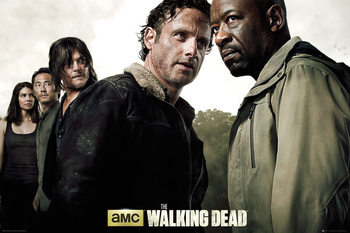 Poster The Walking Dead - Season 6