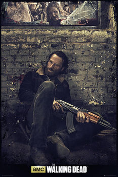 Poster The Walking Dead - Trapped