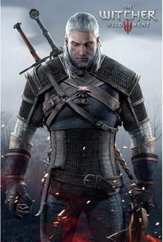 Poster The Witcher 3 - Wild Hunt