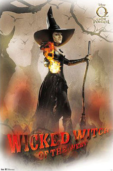 The Wizard of Oz - Wicked Witch of the West Poster