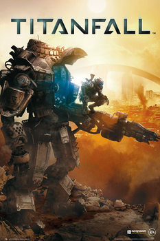 Titanfall - cover Poster