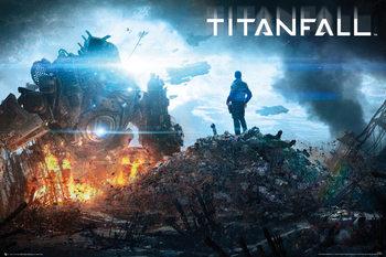 Titanfall - IMC pilot Poster