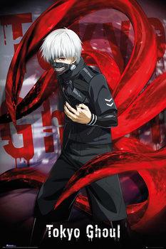 Tokyo Ghoul - Ken Kaneki Poster