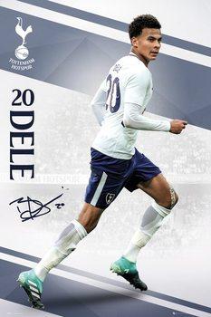 Poster  Tottenham - Alli 17/18
