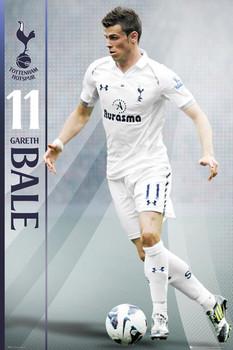 Tottenham Hotspur - Bale 12/13 Poster