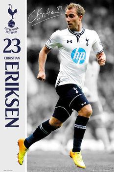 Tottenham Hotspur FC - Erikson 13/14 Poster