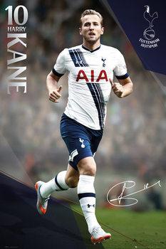 Tottenham Hotspur FC - Kane 15/16 Poster