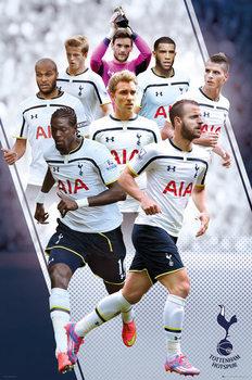 Tottenham Hotspur FC - Players 14/15 Poster