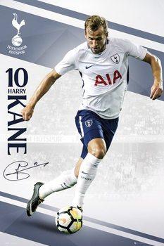 Poster  Tottenham - Kane 17/18