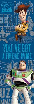 Poster Toy Story - You've Got A Friend