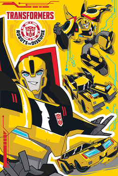 Transformers: Robots in Disguise - Bb Transforms Poster