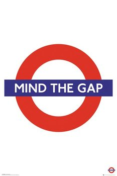 Poster Transport For London - Mind The Gap