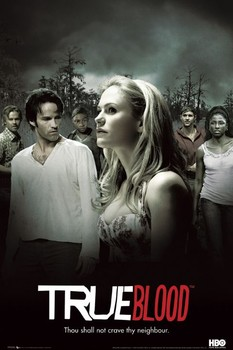TRUE BLOOD - montage Poster