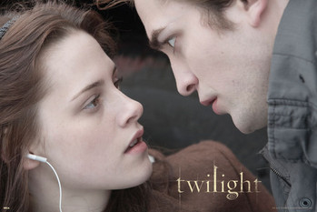TWILIGHT - edward and bella II Poster