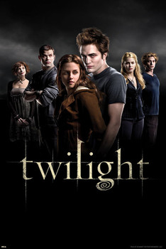 TWILIGHT - group Poster