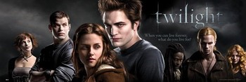 TWILIGHT - movie Poster
