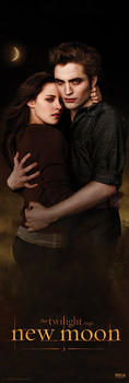 TWILIGHT NEW MOON - 2 shots Poster