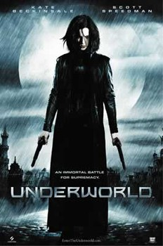 UNDERWORLD - teaser 2 Poster