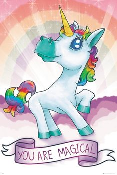 Poster  Unicorn - Magical