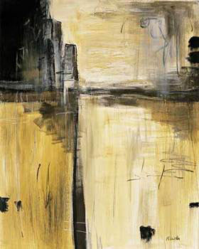 Urban Reflections I Art Print