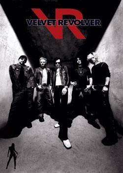 Velvet Revolver Poster
