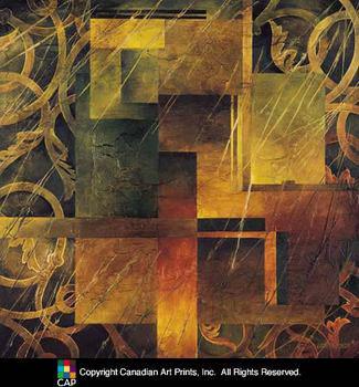 Visual Patterns II Art Print
