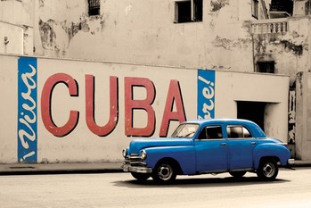 Viva Cuba Poster