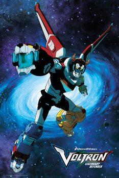 Voltron - Legendary Defender Poster