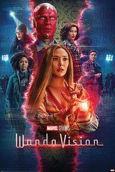 Poster Wandavision - Reality Rift