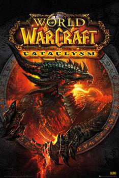 World of Warcraft - cataclysm  Poster