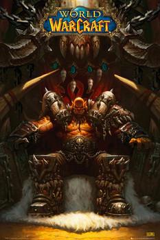 World of Warcraft - garrosh  Poster