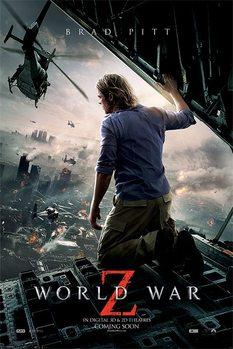 WORLD WAR Z - one sheet Poster