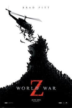 WORLD WAR Z - teaser Poster