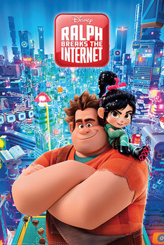 Wreck-It Ralph - Ralph Breaks the Internet Poster