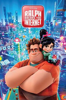 Poster  Wreck-It Ralph - Ralph Breaks the Internet