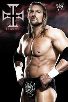 WWE - triple h 09 Poster
