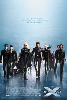 Poster X-MEN 2 - group