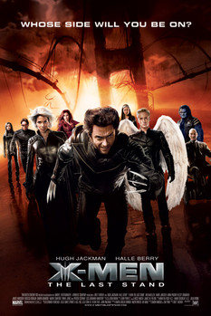 X-MEN 3 One sheet Poster