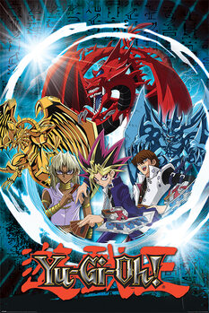 Poster Yu-Gi-Oh! - Unlimited Future